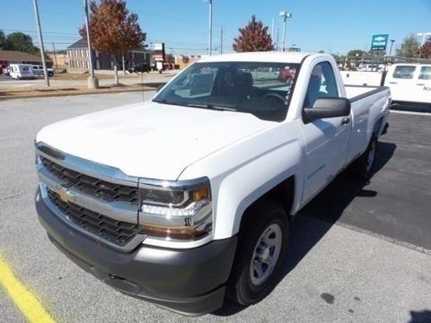2016 Chevrolet Silverado 1500 for sale in Loganville, GA