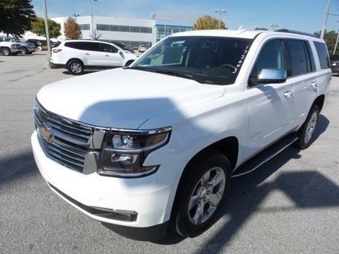 2017 Chevrolet Tahoe for sale in Loganville, GA