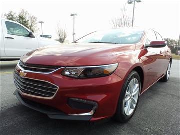 2017 Chevrolet Malibu for sale in Loganville, GA