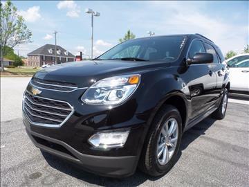 2017 Chevrolet Equinox for sale in Loganville, GA