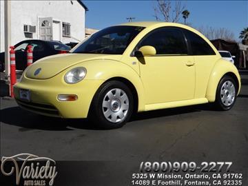 2003 Volkswagen New Beetle for sale in Ontario, CA