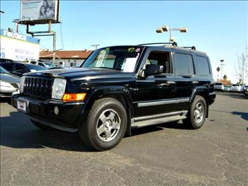 2006 Jeep Commander for sale in Ontario, CA