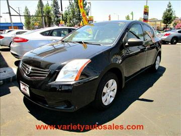 2011 Nissan Sentra for sale in Ontario, CA