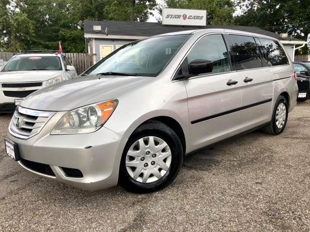 2008 Honda Odyssey For Sale At Star Cars LLC In Glen Burnie MD