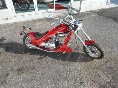 2008 Chopper Budweiser Promotional