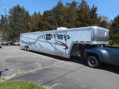 2000 Featherlite gooseneck car trailer for sale in Southampton, NJ