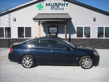 Infiniti for sale lincoln ne for Murphy motors lincoln nebraska