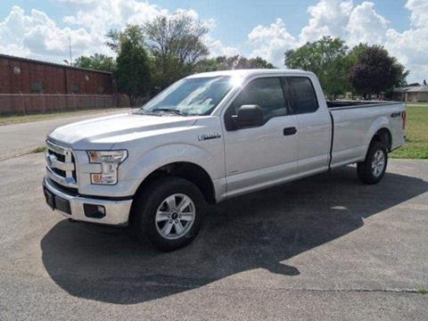 2016 Ford F-150 for sale in Pontiac, IL