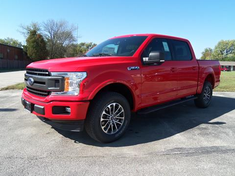 2018 Ford F-150 for sale in Pontiac, IL