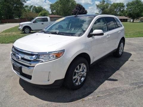 2013 Ford Edge for sale in Pontiac, IL