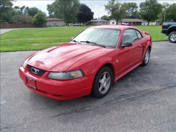 2004 Ford Mustang for sale in Pontiac, IL