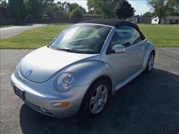 2004 Volkswagen New Beetle for sale in Pontiac, IL