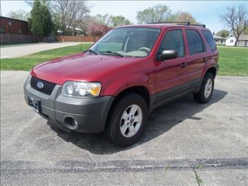 2005 Ford Escape for sale in Pontiac, IL
