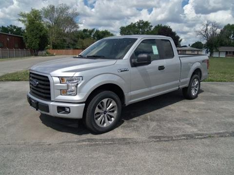 2017 Ford F-150 for sale in Pontiac, IL