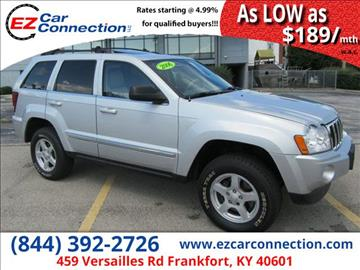 2006 Jeep Grand Cherokee for sale in Frankfort, KY