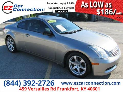 2007 Infiniti G35 for sale in Frankfort, KY