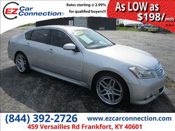 2010 Infiniti M35 for sale in Frankfort, KY