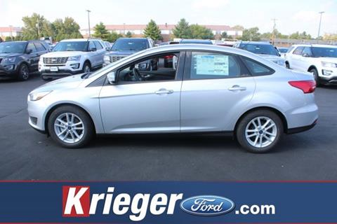 2017 Ford Focus for sale in Columbus, OH