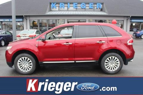 2015 Lincoln MKX for sale in Columbus, OH