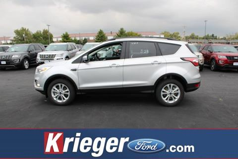 2018 Ford Escape for sale in Columbus, OH