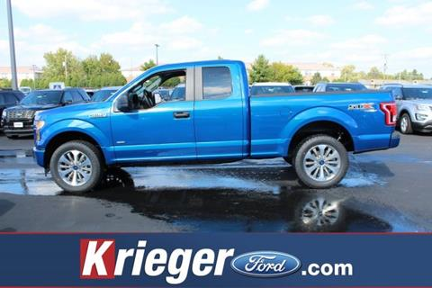 2017 Ford F-150 for sale in Columbus, OH