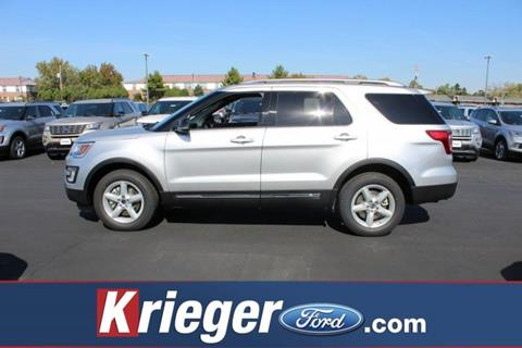 2017 Ford Explorer for sale in Columbus, OH
