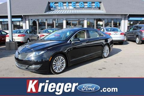 2015 Lincoln MKZ for sale in Columbus, OH