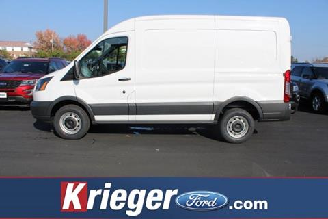 2018 Ford Transit Cargo For Sale In Columbus OH