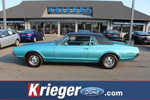 1967 Mercury Cougar for sale in Columbus, OH