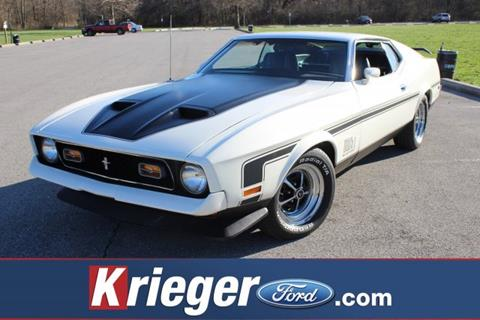 1971 Ford Mustang for sale in Columbus, OH