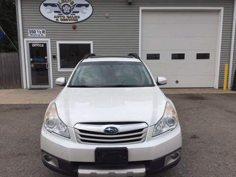 2011 Subaru Outback for sale at Leo's Auto Sales and Service in Taunton MA