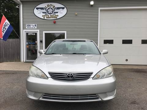 2005 Toyota Camry for sale in Taunton, MA