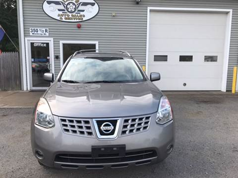 2010 Nissan Rogue for sale in Taunton MA