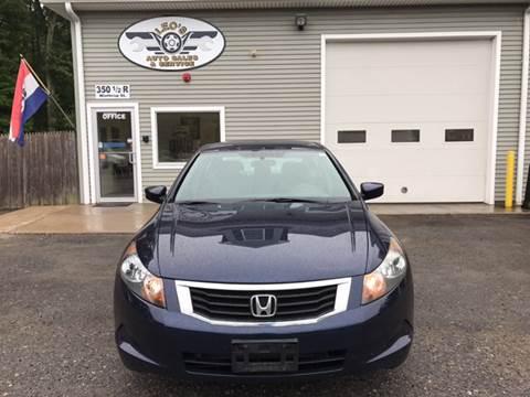 2009 Honda Accord for sale in Taunton MA