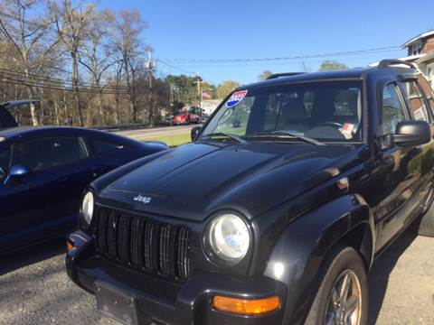 2003 Jeep Liberty for sale in Taunton, MA