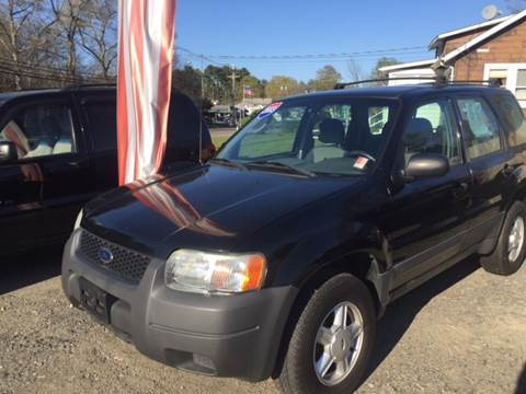 2003 Ford Escape for sale in Taunton MA