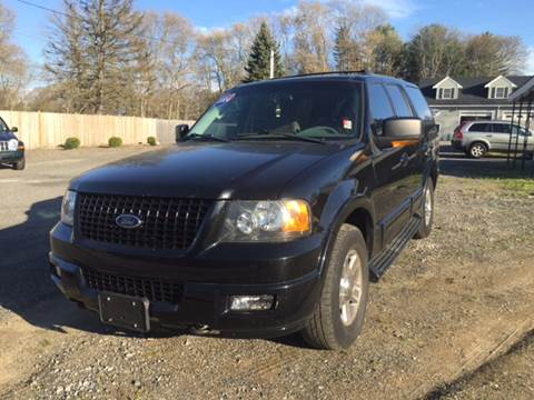 2004 Ford Expedition for sale at Leo's Auto Sales and Service in Taunton MA