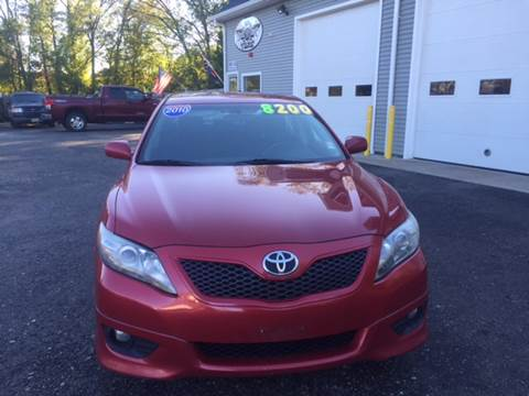 2010 Toyota Camry for sale at Leo's Auto Sales and Service in Taunton MA