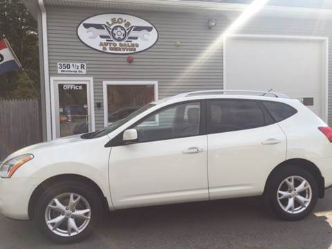 2008 Nissan Rogue for sale in Taunton MA