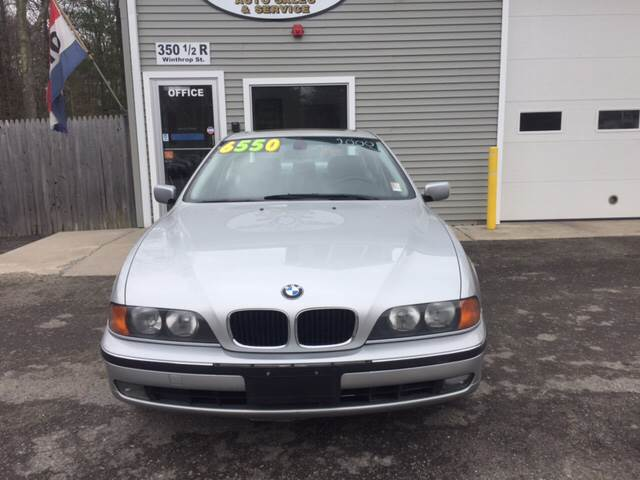 2000 BMW 5 Series for sale at Leo's Auto Sales and Service in Taunton MA