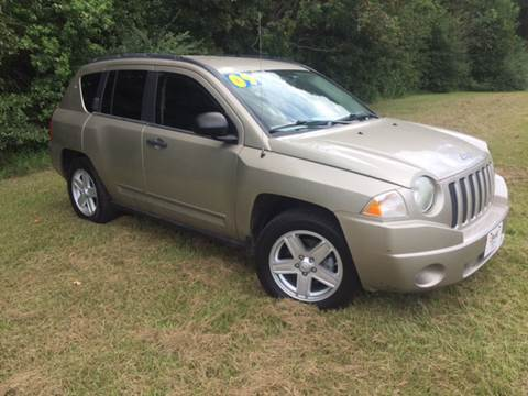 2009 Jeep Compass for sale in Conroe, TX