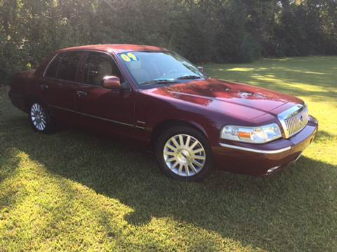 2009 Mercury Grand Marquis for sale in Conroe, TX