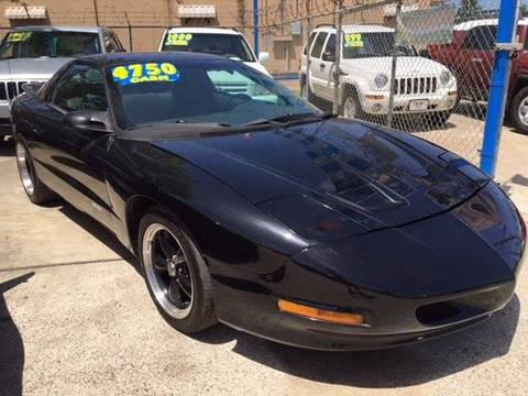 1994 Pontiac Firebird For Sale  Carsforsalecom