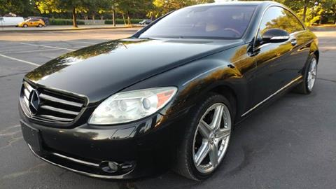 2007 Mercedes-Benz CL-Class for sale in Doraville, GA