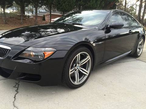 2006 BMW M6 for sale at MULTI GROUP AUTOMOTIVE in Doraville GA