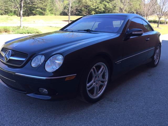 2005 Mercedes-Benz CL-Class for sale at MULTI GROUP AUTOMOTIVE in Doraville GA