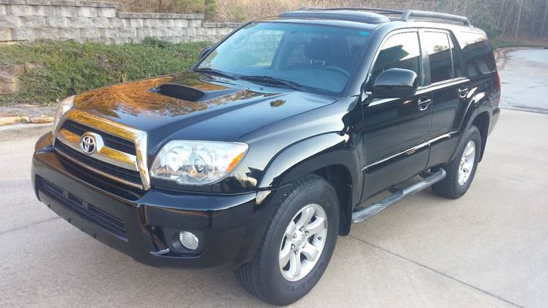 2007 Toyota 4Runner for sale at MULTI GROUP AUTOMOTIVE in Doraville GA