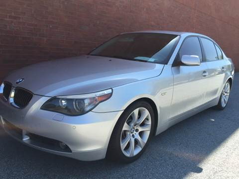 2007 BMW 5 Series for sale at MULTI GROUP AUTOMOTIVE in Doraville GA