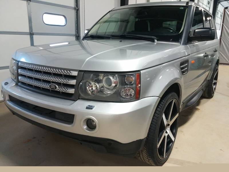 2006 Land Rover Range Rover Sport for sale at MULTI GROUP AUTOMOTIVE in Doraville GA