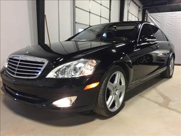 2008 Mercedes-Benz S-Class for sale at MULTI GROUP AUTOMOTIVE in Doraville GA